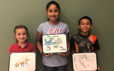 Bonita Springs Utilities Inc. announces water conservation poster contest student winners